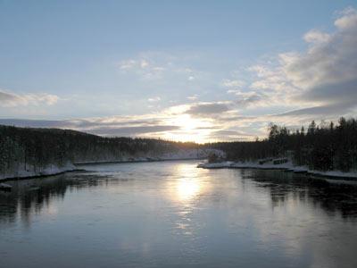 Река Иова