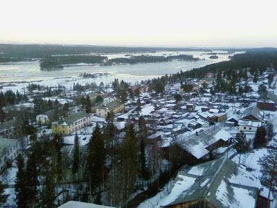 Поселок Зареченск