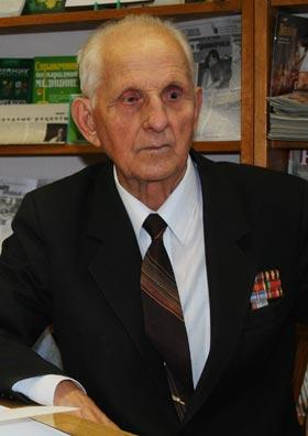 Николай Михайлович Мальцев
