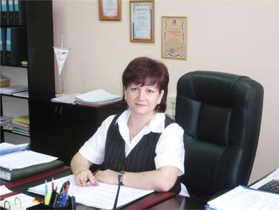 Директор Центра занятости населения г.Кандалакша - Н.Маленкова