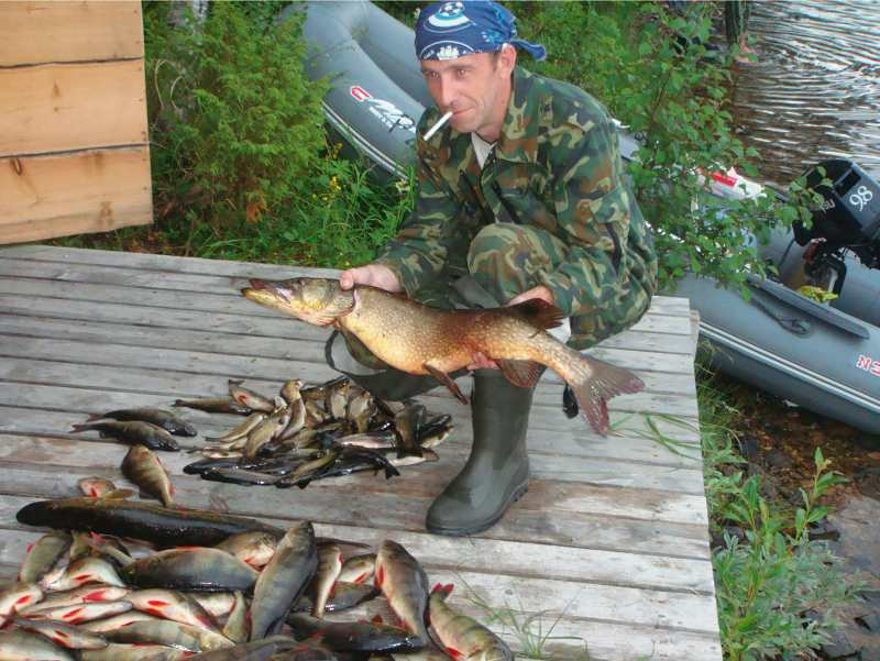 кандалакша все о рыбалки