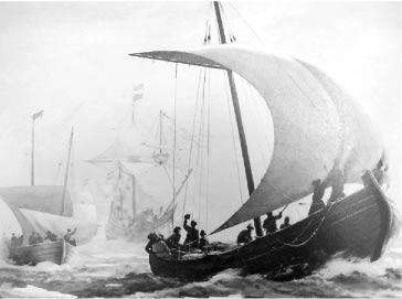Поморское судно – коч