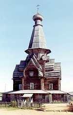 Церковь Успения Пречистой Богородицы в Варзуге