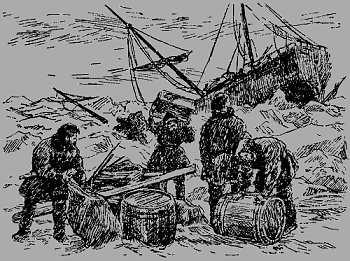 Освоение Арктики русскими мореходами