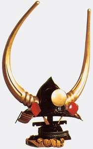 Парадный шлем полководца Курода Намагаса. Япония