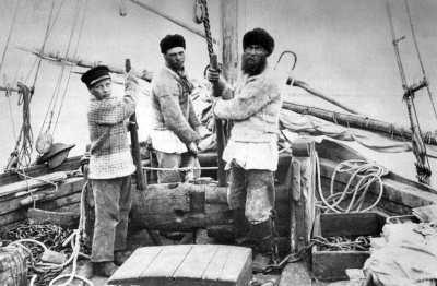Русские мореходы