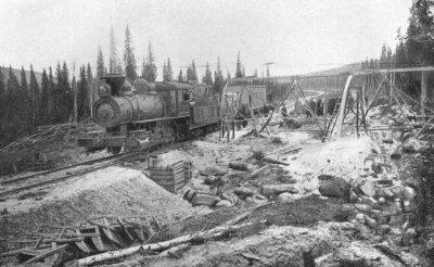 Из истории строительства Мурманской чугунки