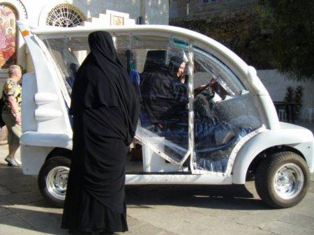 Иерусалим христианский. Пасха 2011