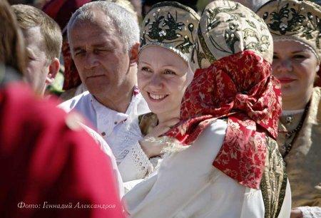 Фестиваль фольклора в Умбе
