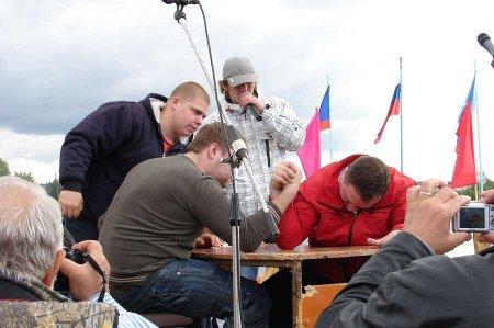 Фоторепортаж с «Поморской регаты»