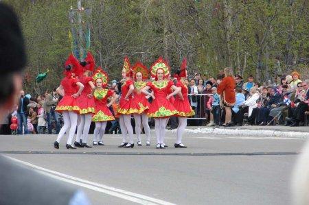 День города в Кандалакше