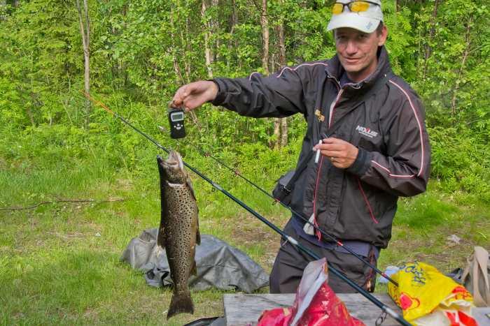 Рыбные места в окрестностях Санкт-Петербурга