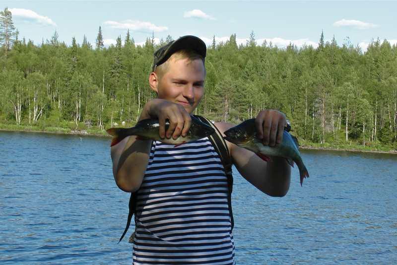 Кандалакша рыбалка на кольском полуострове