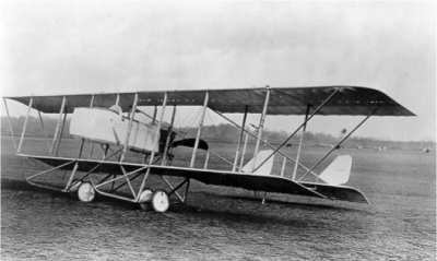 Аэроалан Farman Shorthorn MF11