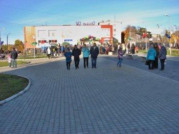 Открытие Центральной Площади Кандалакши