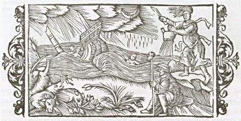Лапландия - «страна ужасов и злого чародейства»